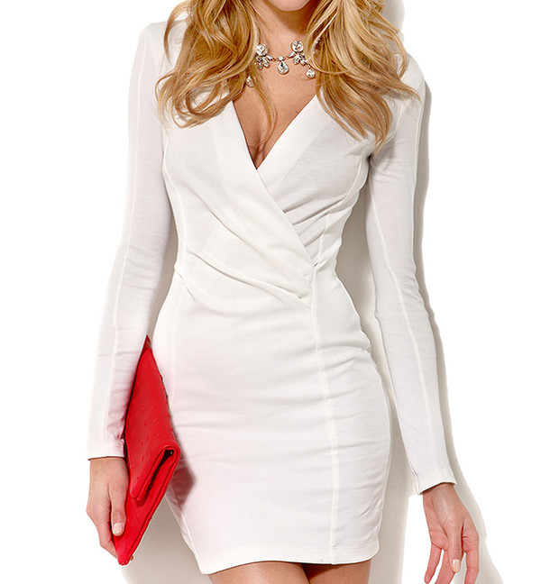 dress white fashion style white dress elegant