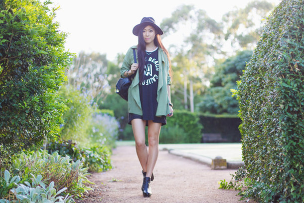 metallic paws blogger dress cardigan
