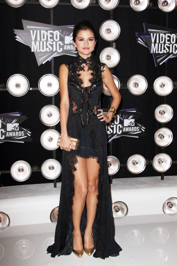 dress selena gomez black sexy dress black lace dress