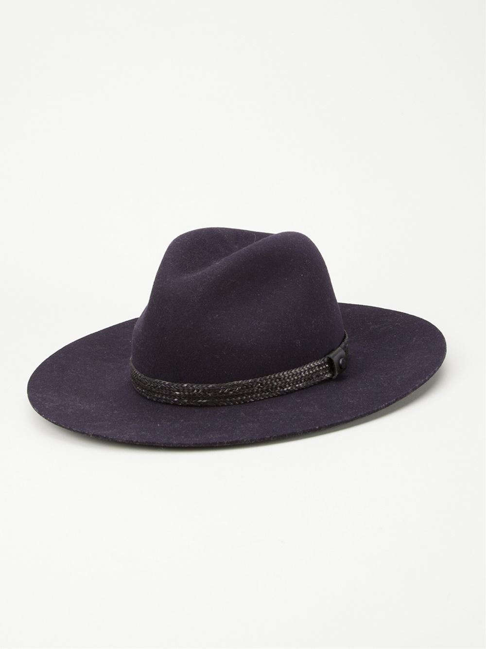 Rag & Bone Fedora Hat - - Farfetch.com