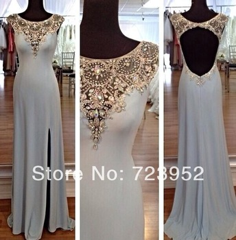 Aliexpress.com : buy real vestido de dama de honra free shipping new fashion best selling chiffon pretty nude back lace peach long bridesmaid dress from reliable lace dress accessories suppliers on suzhou aee wedding dress co. , ltd