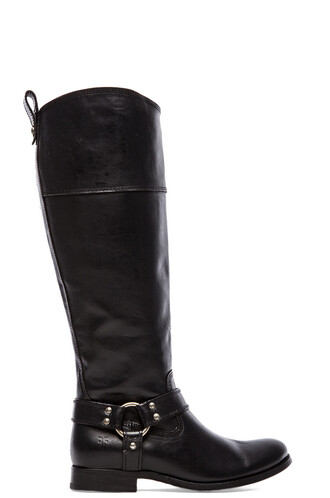 boot zip black