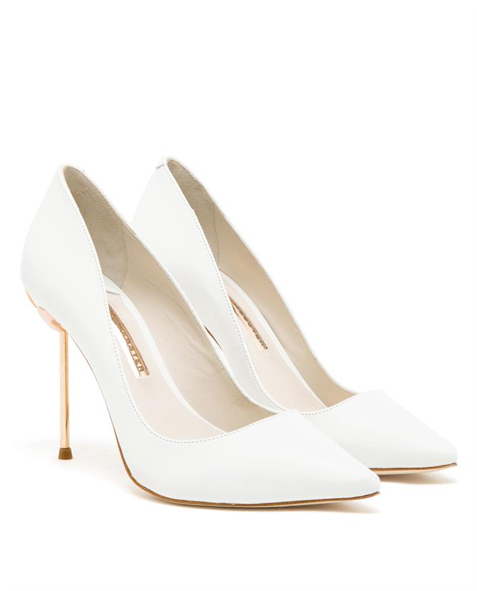 SOPHIA WEBSTER | Coco Pointed Leather Pumps | Browns fashion & designer clothes & clothing