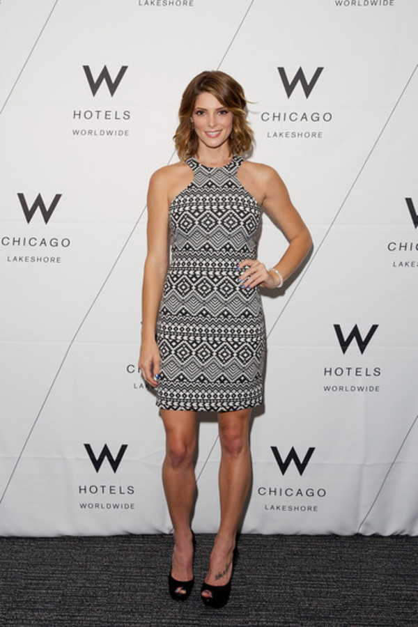 dress ashley greene