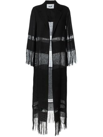 coat women black