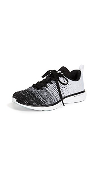 APL: Athletic Propulsion Labs TechLoom Pro Sneakers in black / grey / white
