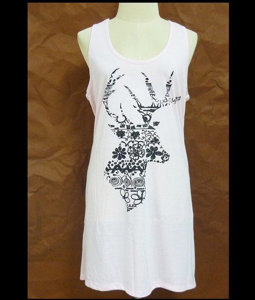 tank top tank top dress singlet teen girls clothing teen girls women shirts sleeveless top animal tank flower top animal tank top summer top outfit