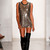 Hot! or Hmm... Rihanna's iHeartRadio Music Festival Jeremy Scott Spring 2013 Sequin Jersey Dress - The Fashion Bomb Blog : Celebrity Fashion, Fashion News, What To Wear, Runway Show Reviews