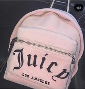 bag,juicy couture,pink