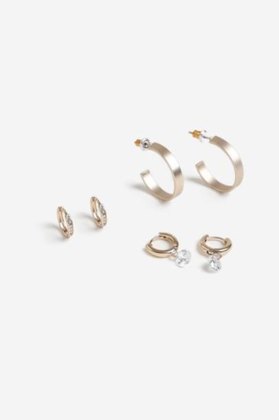 clear earrings hoop earrings jewels
