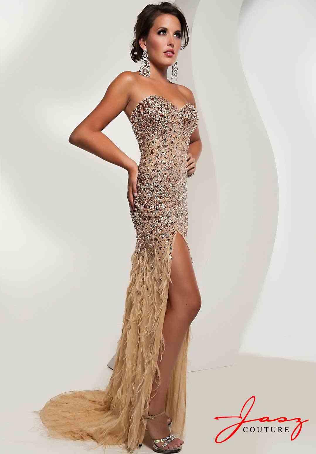 jasz 4826 Cheap Launched, jasz Strapless dress 2014 Hot Sales