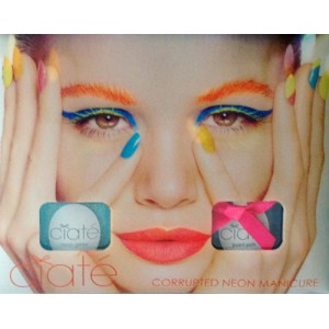 Ciate Blue Corrupted Neon Manicure Foam Party - Loria Beauty