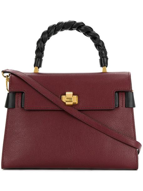 Miu Miu women leather red bag