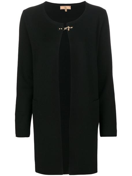 FAY cardigan cardigan women black wool sweater
