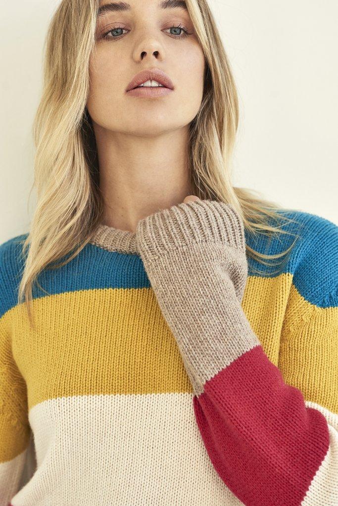 Clarice Knit Sweater