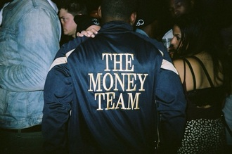 jacket the money team bomber jacket money team