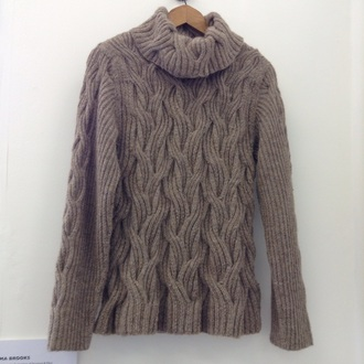cardigan jumper knitted sweater grey sweater beige cardigan style winter sweater thick sweater