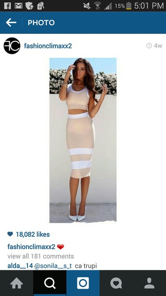 dress tan white stripes. two piece dress set nude nude dress bodycon bodycon dress stripes striped dress white dress party dress sexy party dresses sexy sexy dress party outfits sexy outfit midi midi dress summer dress summer outfits spring dress spring outfits fall dress classy dress elegant dress cocktail dress cute dress girly dress date outfit birthday dress cluwbear clubwear club dress colorblock colorblock dress wedding clothes wedding guest homecoming homecoming dress engagement party dress romantic dress romantic summer dress dope