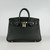 Hermes Birkin 25cm Handbag 6068 black golden [Hermes Birkin 25cm black golden] - $229.00 : Replica Hermes Handbags