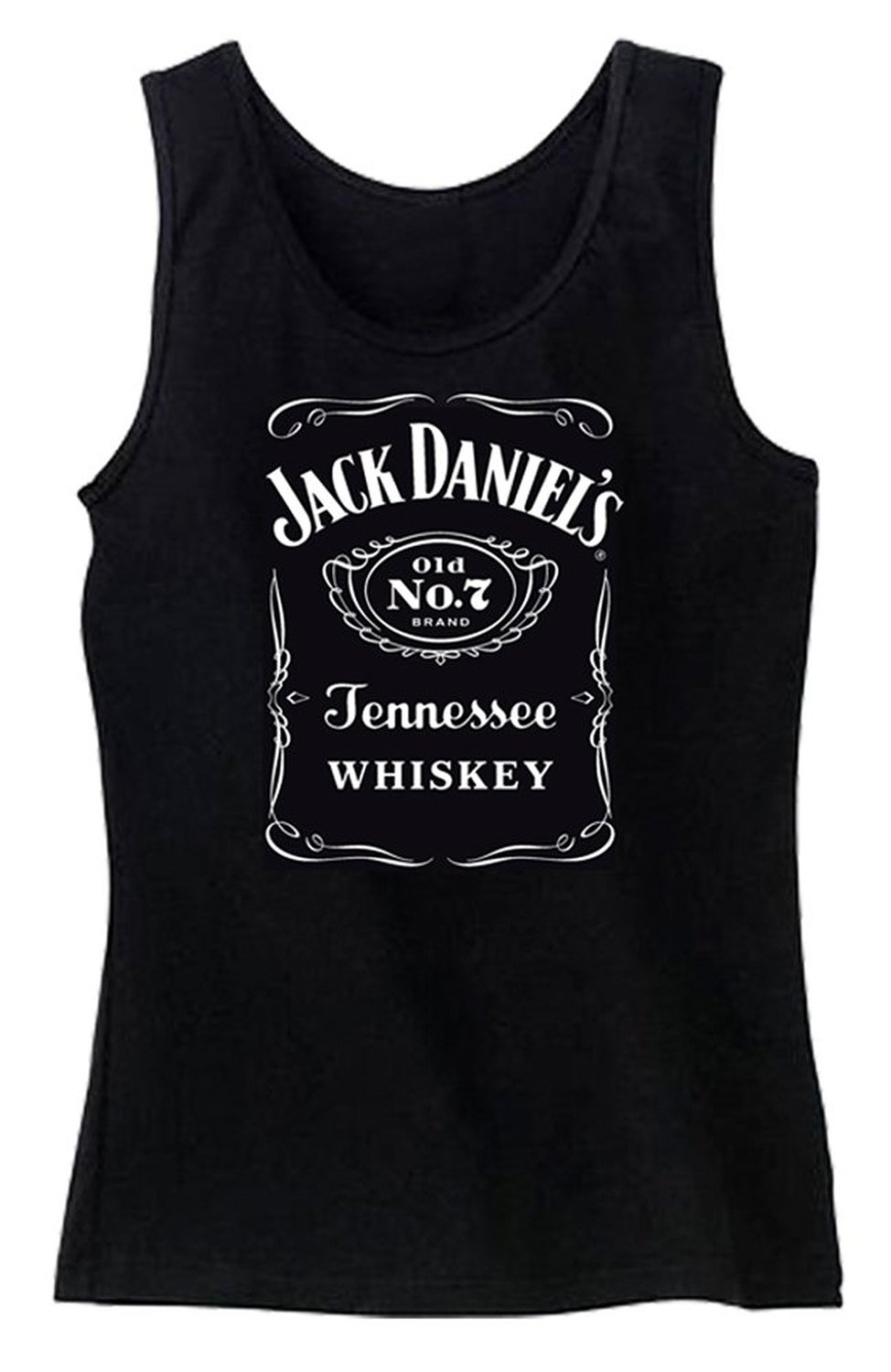 Amazon.com: Jack Daniels Women's Daniel's Racerback Tank Top: Clothing