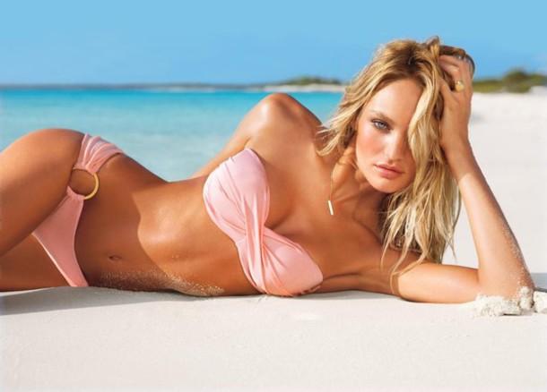 swimwear pink bikini bikini pink swimwear