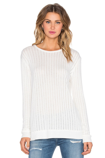 LISAKAI sweater white