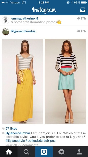 dress one on the right.
