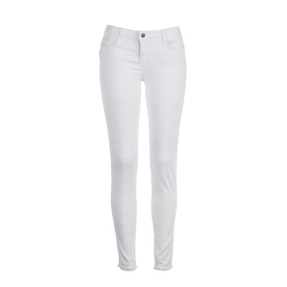 bleulab white tribal print jean | eve's apple