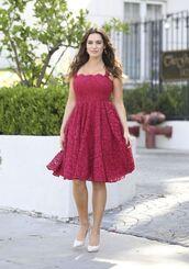 dress,lace dress,prom dress,kelly brook