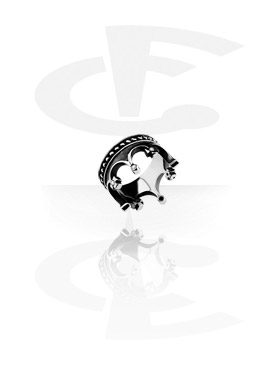 Ring[Chirurgenstahl 316L] - Crazy Factory Piercing