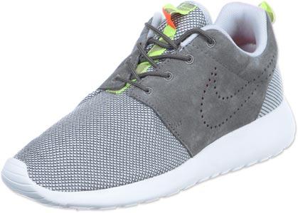 Nike Roshe Run chaussures gris