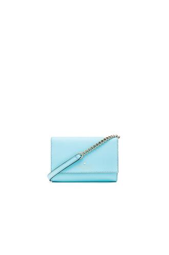 bag crossbody bag blue