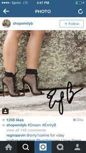 shoes,emily b dream shoe