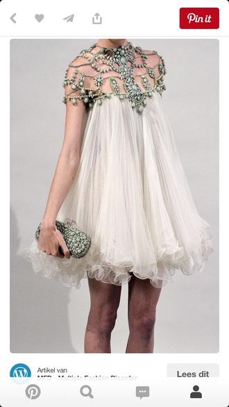 dress prom dress pearl