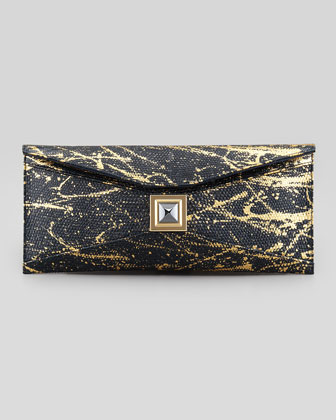 Proenza Schouler PS11 Wristlet Clutch Bag, Black - Bergdorf Goodman