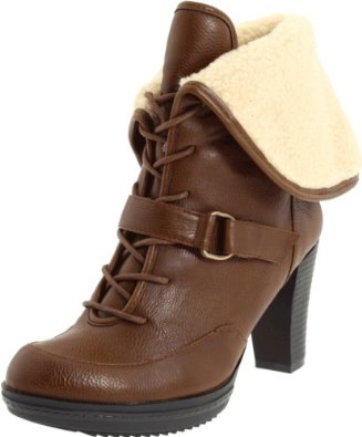Amazon.com: naturalizer women's tyla ankle boot: shoes