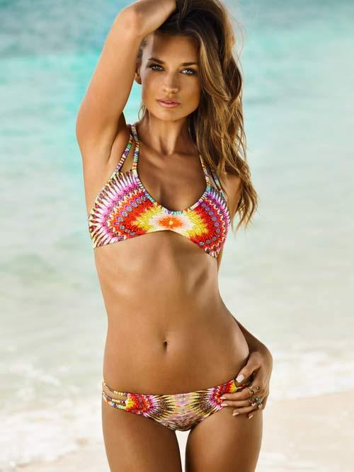 Sunbeam Halter Strappy Bikini