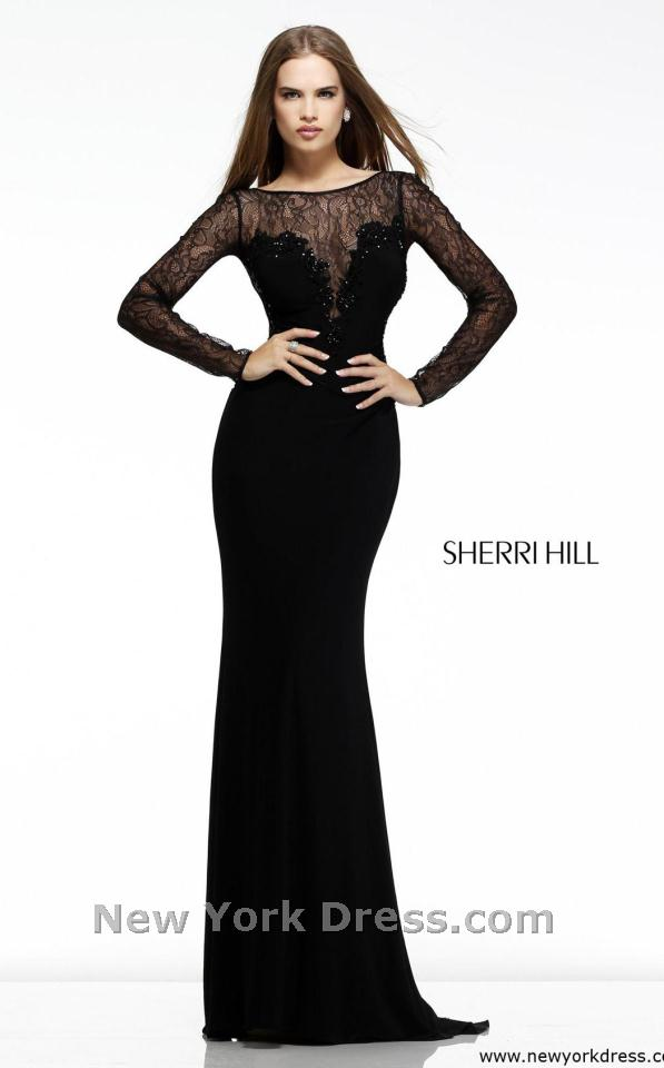 Sherri Hill 4309 Dress - NewYorkDress.com