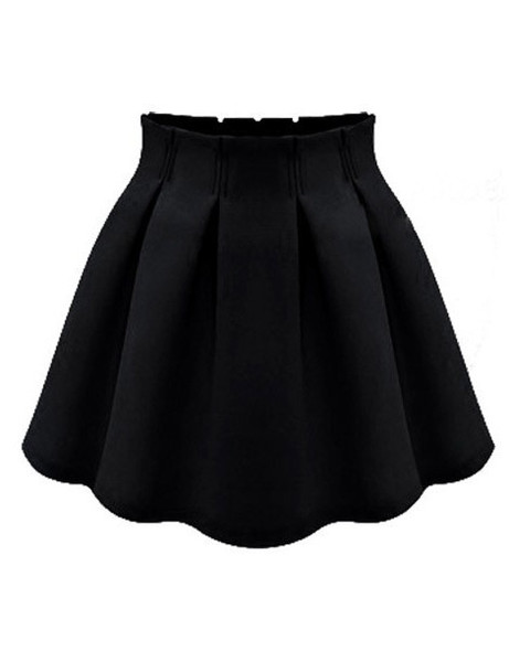 OM Scallop Skater Skirt | Outfit Made