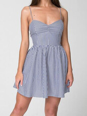 dress,blue,cute,summer,girly,stripes,trendy,short dress,mns