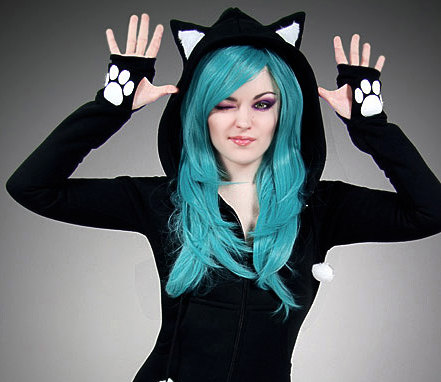 How To Make Cat Ears Hoodie