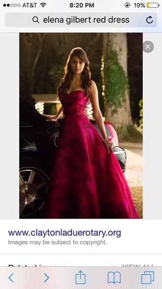 dress the vampire diaries elena gilbert