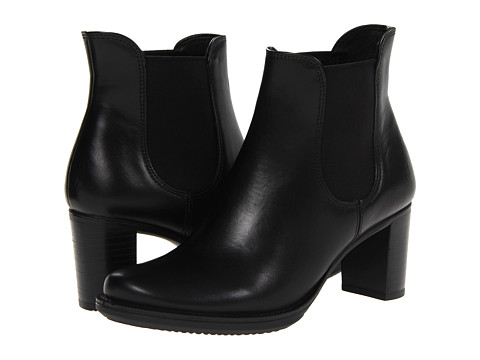 ECCO Saunter 65 Chelsea Boot Black Kalahari - Zappos.com Free Shipping BOTH Ways