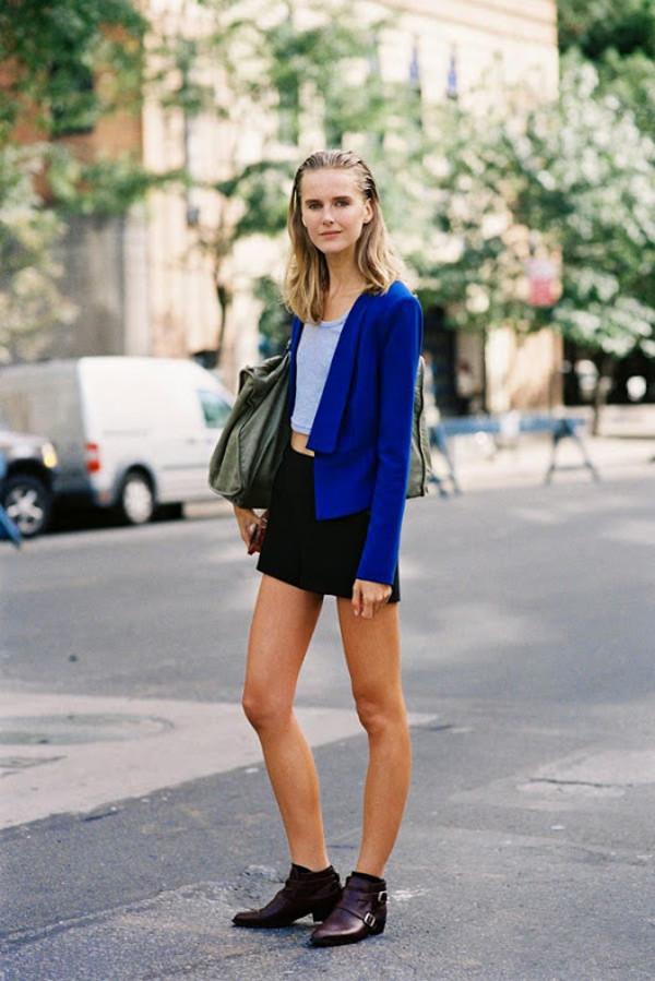 vanessa jackman blogger jacket skirt shoes