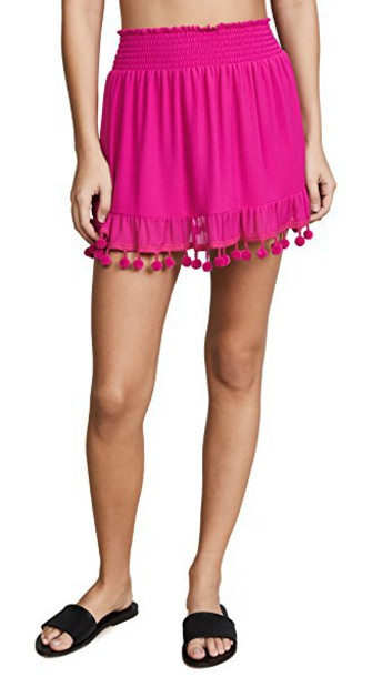 ramy brook skirt pink