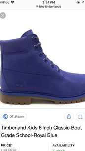 socks,blue,timberlands boots,royal blue