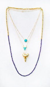 jewels,coachella,turquoise jewelry,layered necklace