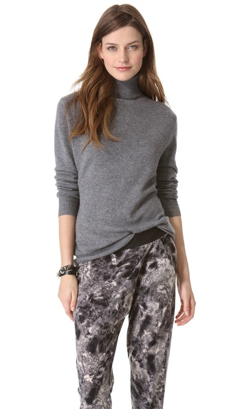 Equipment Oscar Turtleneck Cashmere Sweater | SHOPBOP