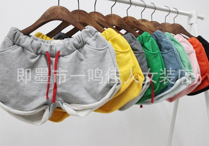 fashion sports shorts lady free shipping-in Shorts from Apparel & Accessories on Aliexpress.com