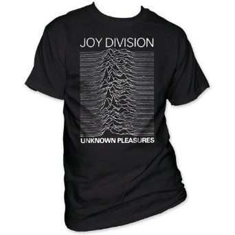Amazon.com: Impact Men's Joy Division Unknown Pleasures T-Shirt: Clothing